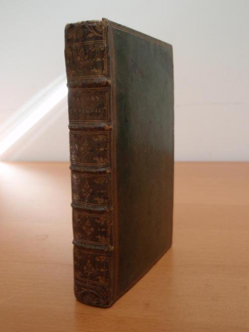 Maroquin vert du XVIIIe siècle